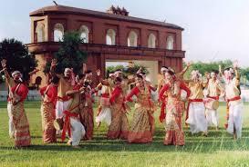 Ugadi Decorations At Home Bihu Bihu 2018 Bihu Celebration Bihu Festival In Assam