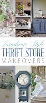 farmhouse style thrift store makeovers farmhouse style store