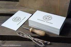 business card design the of designing an effective