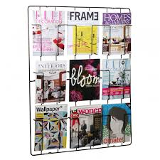 interior magazine and toilet paper holder wall mounted magazine