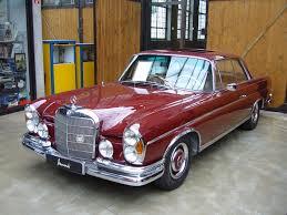 classic red mercedes 1966 mercedes benz 250 se cabriolet vintage cars pinterest