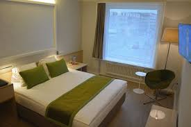 Double King Size Bed Double Room With King Sized Bed With View To The Lindenplatz Hotel