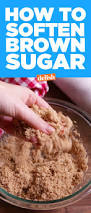 Baking Hacks Best 25 Soften Brown Sugar Ideas On Pinterest Hard Brown Sugar