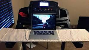 Desk Treadmill Diy Behold The Diy Treadmill Desk Mnn Nature Network