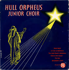 45cat hull orpheus junior choir christmas music pye uk