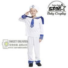 Halloween Baseball Costume Compare Prices Halloween Costume Kids Navy Sailor