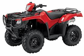 2017 honda atv models explained model id codes comparison review