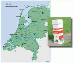 netherlands height map knmi determination of the mixing layer height from ceilometer