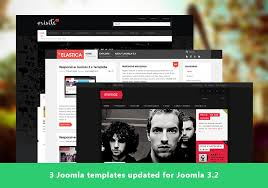 joomla blank template release updates on joomla templates magento themes and extensions