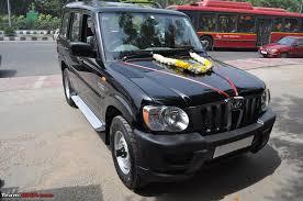 scorpio car new model 2013 back in black my mahindra scorpio lx 4wd team bhp