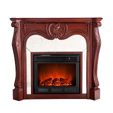 holly u0026 martin burbank electric fireplace cherry holly u0026 martin