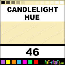 candlelight color interior design