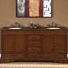 72 In Bathroom Vanity Double Sink by 72 U201d Perfecta Pa 5138 Bathroom Vanity Double Sink Cabinet Red