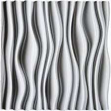 Amazon Wall Panel Dunes Decorative Thermoplastic Tiles 2x2