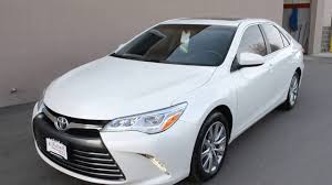 used 2015 toyota camry v6 xle one owner only 7k xle v6 sedan for