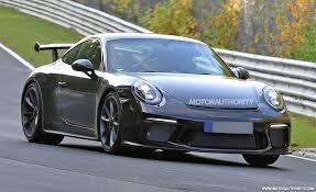 Report Porsche 911 Gt3 To Receive 4 0 Liter Engine 6 Speed Manual