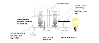 3 way switch wiring diagram more than one light electrical also