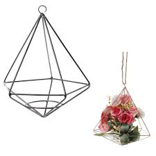Air Plant Wall Holder Metal Plant Hanging Promotion Shop For Promotional Metal Plant