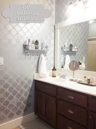 interior bathroom makeover throughout stylish bathroom shower