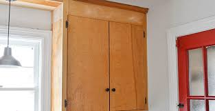 how to make kitchen cabinets doors astonishing how to make kitchen cabinet doors diy door1 640x330