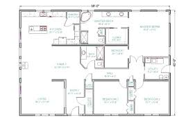 ranch style house plans with walkout basement simple ranch house plans with basement house plan simple open ranch