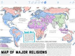 Map Of World Religions by Children U0027s Guide To The Major Religions By Daniel Viger