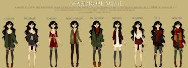Art Owl Meme - mote wardrobe meme by owl bones on deviantart