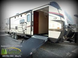 toy hauler 2016 outback 324cg travel trailer toy hauler keystone