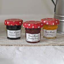 mini jars of jam shopping mini jams wedding favors