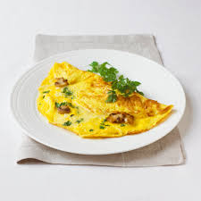 dinner omelet is an easy and quick recipe