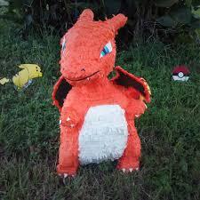 party city halloween pinatas pokemon charizard pinata handmade birthdaychild pokemon
