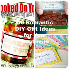 gift ideas for 40 diy gift ideas for your boyfriend you can make