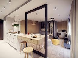 cuisine ouverte sur sejour decoration salon avec cuisine ouverte en image amenagement newsindo co