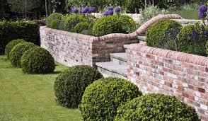 pictures of brick walls designs decorative brick garden walls