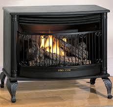 ventless gas stove model qn300tyla series procom heating