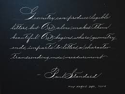 french script l shade what i teach part 1 pointed pen calligraphy huy hoang dao