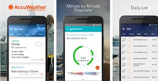 accuweather android app accuweather android app relaunched with new design features