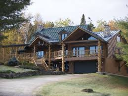 log home styles moose meadow lodge adirondack style homeaway waterbury