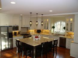 kitchen island kitchen graphite island with round table combined