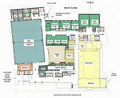 Church Floor Plan by Parking And Floor Plans United Methodist Church