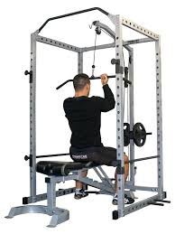 force usa home power rack with lat pull down buy online u2013 gym