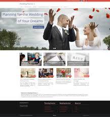 wedding planner website wedding planner website in 15 minutes izmoweb