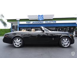 rolls royce phantom price 2008 rolls royce phantom drophead coupe in pompano beach fl united
