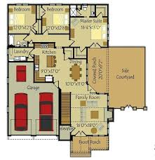 small single story house plan house floor plans 3 bedroom 2 bath 2