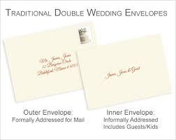pocket invitation envelopes wedding invitation outer envelope size properly address pocket