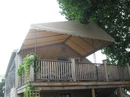 Deck Awning Seasonal Deck Shade Gallery L F Pease Company