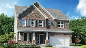 oxford home plan in the preserve at windlass run single family