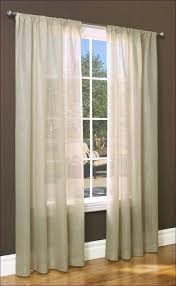 Burnt Orange Sheer Curtains Furniture Wonderful Black And White Sheers Sheer Cotton Curtain