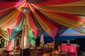 Party Canopies For Rent by Moroccan Arabian Nights Theme Birthday Party Tent With Draping