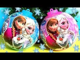 disney frozen ornaments toys eggs elsa